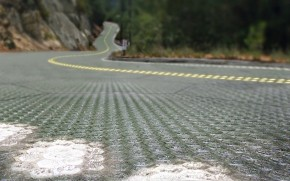 Solar Roadways artist'