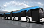 80-Foot Long Electric Bus Concept From Poland: Uses Fuel Cells Too