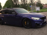 Someone built an F81 BMW M3 wagon, and it's glorious