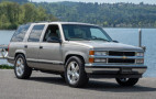 Your new hero stuffed an LS9 into a 1998 Chevy Tahoe, and it's for sale