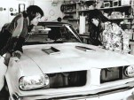 Sonny and Cher and a 'Stang