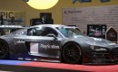 Sony PlayStation sponsored Audi R8 LMS race car