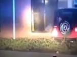 South Carolina crashes Jeep into church