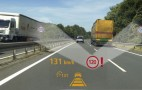 Speed sign monitoring system stops you from speeding