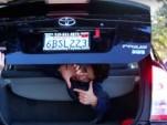 Spoof film shot with Toyota Prius backup camera screencap