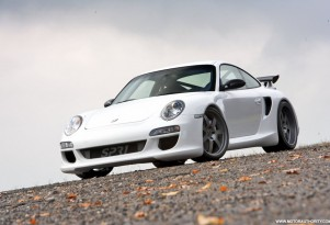 Sportec boosts the Porsche 911 Turbo to massive 858hp