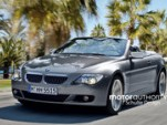 Spy Shots: 2007 BMW 6-series facelift