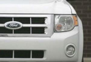 Spy Shots: 2008 Ford Escape