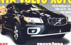 Spy Shots: 2008 Volvo XC70