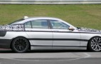 Spy Shots: 2009 BMW 7-series at the Nurburgring