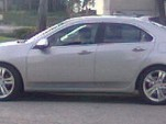 Spy Shots: 2009 Honda Accord Euro / Acura TSX?
