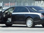 Spy Shots: 2009 Maybach 62 facelift