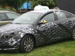 Spy Shots: 2009 Opel Vectra