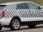 Spy Shots: 2010 Cadillac SRX and Saab 9-4X