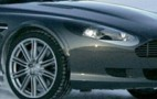 Spy Shots: Barely disguised Aston Martin Rapide