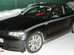 Spy shots: BMW 1-series Coupe