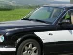 Spy Shots: LWB Bentley Arnage