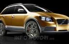 Spy Shots: Volvo XC50 SUV