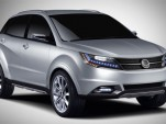 SsangYong C200 Crossover Concept