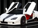 SSC Ultimate Aero supercar