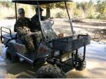 Stealth Night Hawk Hunting ATV
