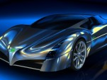 Electric Supercar Alert: Steenstra Styletto Images Released