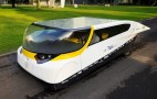 Entrant In World Solar Car Challenge Is 'Family Sedan,' Sort Of