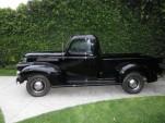 Steve McQueen's 1941 Chevy pickup - image: eBay Motors