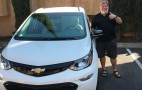 Woz is getting a Chevy Bolt EV after all; it arrives today