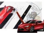 Stillen Scion FR-S body kit design contest