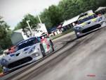 Stills from Forza's September Pennzoil Car Pack