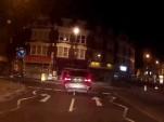 Stolen BMW i3 dashcam