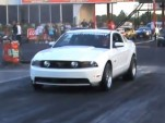 Video: First 2011 Mustang GT in the 9's belongs to Strictly Performance