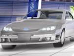 Subaru 2010 Geneva Motor Show