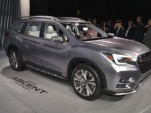 Subaru Ascent concept, 2017 New York auto show