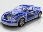Subaru Boxer RWD Sports Car Architecture