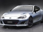 Subaru BRZ STI Sport concept, 2017 Tokyo Auto Salon
