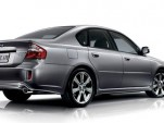 Subaru debuts 2008 Legacy and Outback