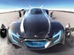 Subaru Horizon Concept - 2011 LA Auto Show Design Challenge