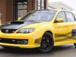 Subaru Impreza WRX STI Travis Pastrana edition