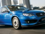 Subaru Legacy STI S402 released in Japan