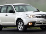 Subaru planning Forester and Impreza diesels for Paris Motor Show