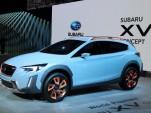 Subaru XV concept, 2016 Geneva Motor Show