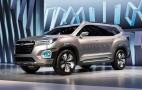 Subaru Viziv-7 concept previews 3-row SUV coming in 2018