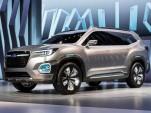 Subaru Viziv-7 concept, 2016 Los Angeles auto show