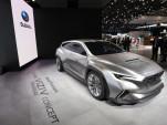 Imagine wagon: Subaru Viziv Tourer concept shows at Geneva