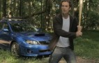 Subaru WRX Touts Zombie-Escaping Prowess: Video