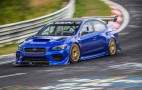 Subaru provides video of its WRX STI Type RA NBR's sub-7:00 'Ring run