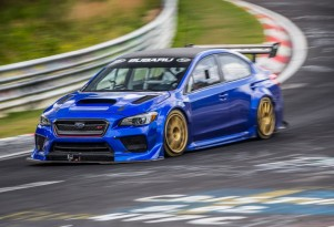 Subaru WRX STI Type RA NBR claims Nürburgring sedan record with 6:57.5 lap