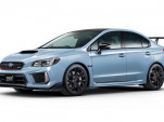 Subaru WRX STI S208 shaves weight and adds power for Japanese enthusiasts